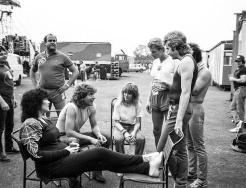 Robert Plant & Heart - England 1982
