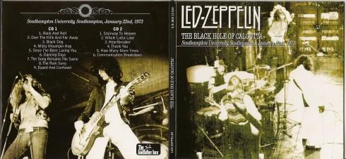 LZ The black hole of calcutta
