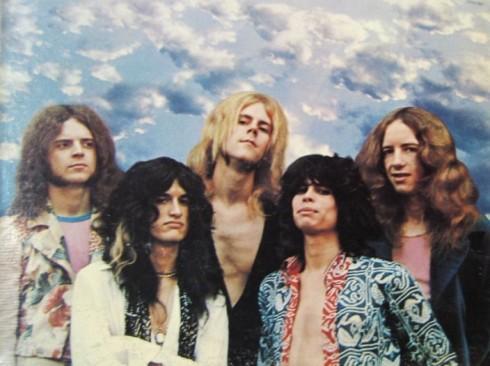 Aerosmith sulle nuvole