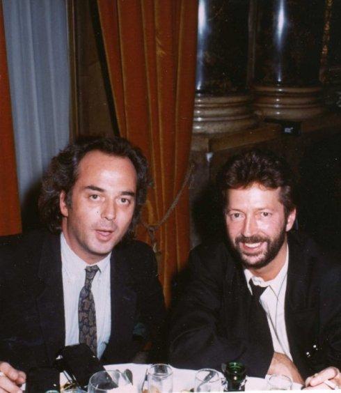 M Bonelli e Clapton