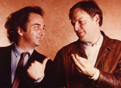 M Bonelli e David Gilmour