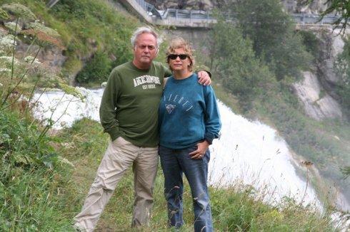 Massimo e Ivana Bonelli