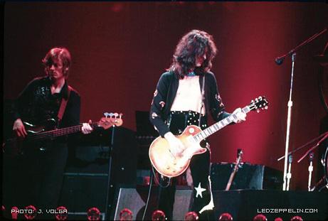 JPJ & JP al nassau Coliseum 13 feb 1975