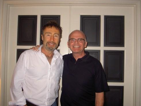 I Roadrunners oggi: Paul e Colin