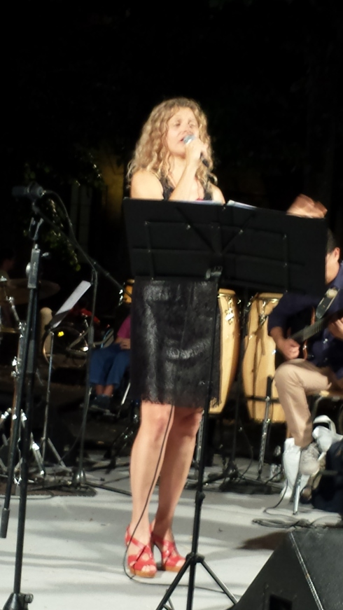 UNFORGETTABLE starring Stefania Montanaro - foto di LST