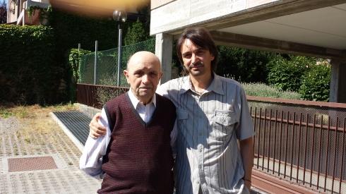 Lo Zio Toni e Tim - foto di LST