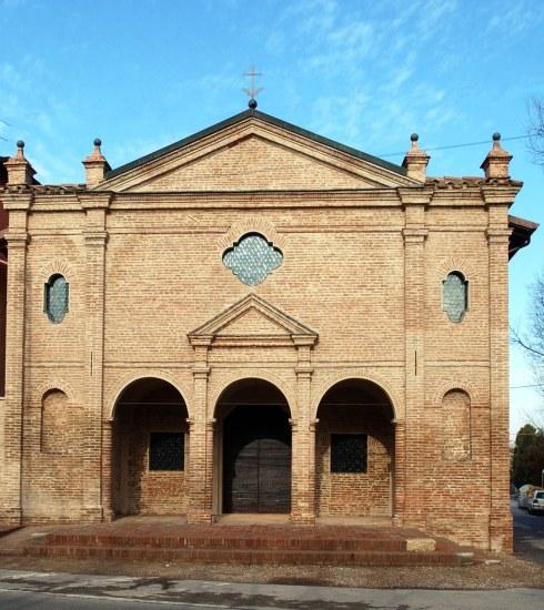 Chiesa di Santa Maria Fuori Le Mura alias Chiesa di Santa Filomena a Nonantola