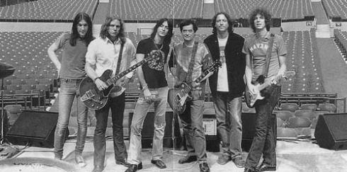 Jimmy Page & Black Crowes