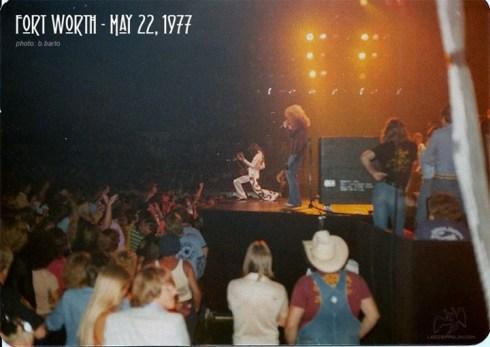 LZ Fort Worth 1977