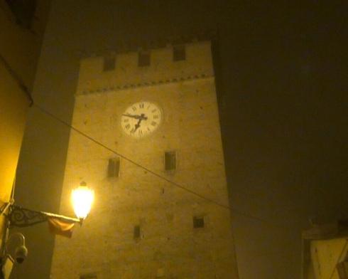 Torre dell'orologio di NNT