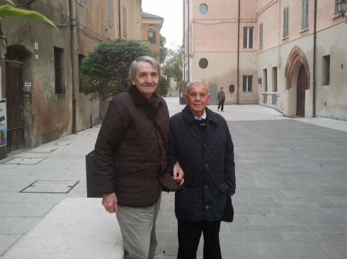 Brian e Mario a Nonantola - 26-10-2013 - foto di TT