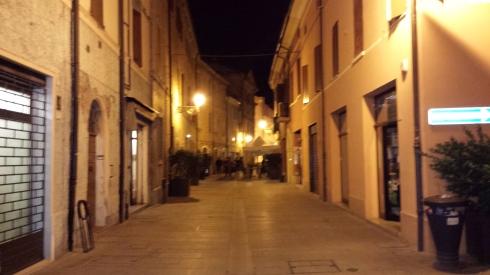 Nonantola - the heart of the city - foto di Saura Terenziani