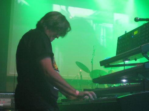 Goblin  - Claudio Simonetti  - foto di Paolo Barone