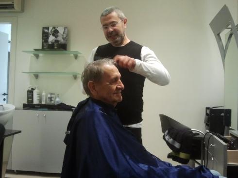 Haircut time - Brian da Sal - Foto di TT