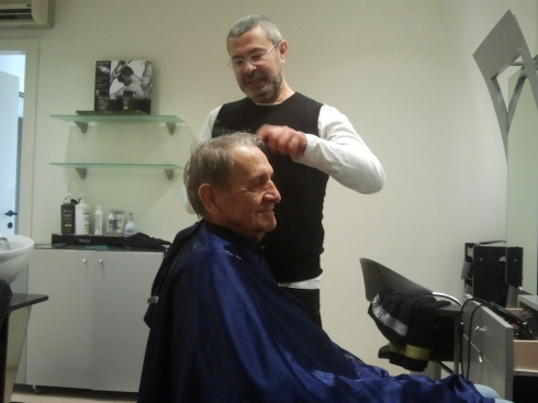 Haircut time - Brian da Sal - Foto di TT