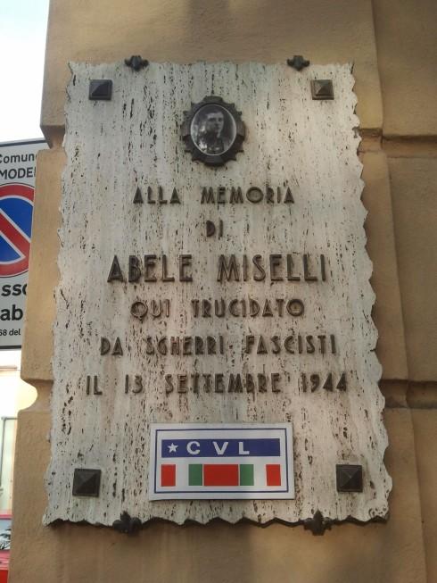 Abele Miselli lapide