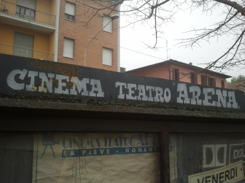 Cinema Teatro Arena di Nonantola - foto di Tim Tirelli