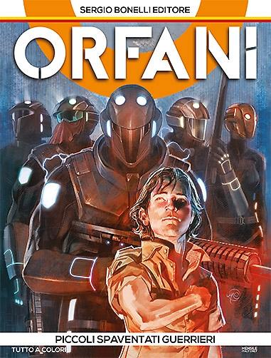 ORFANI n,1 BONELLI