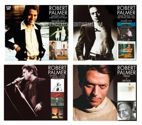 Robert Plamer last reiussues