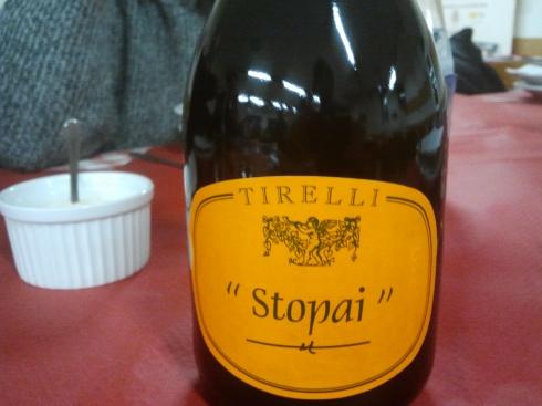 il lambrusco della Bocciofila Modenese - foto di TT