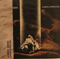 Alberto Radius carta straccia 1977