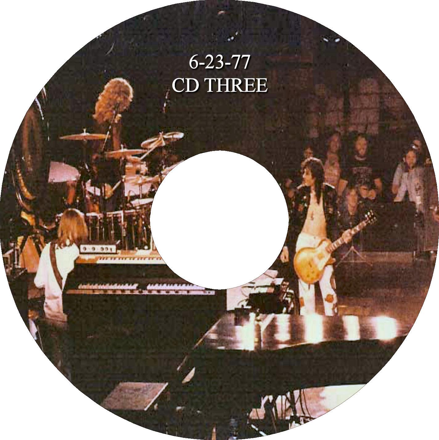 Led Zeppelin Los Angeles Forum 23 June 1977 Tribute