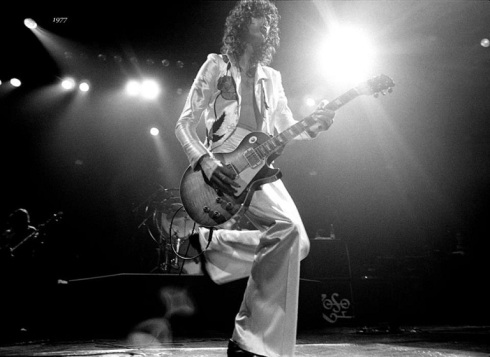 Jimmy Page 1977