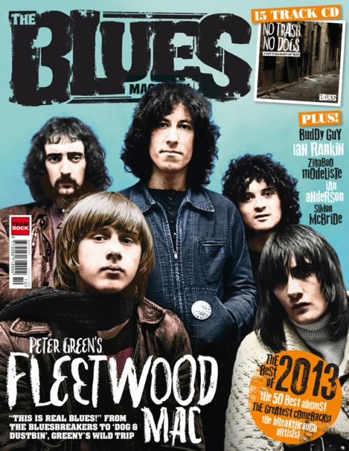 THE BLUES MAGAZINE N 10 FLEETWOOD MAC
