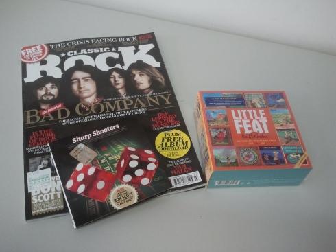 Classic Rock Bad Company & Little feat Box Set