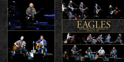 The Eagles LA Forum 2014-01-25-fr