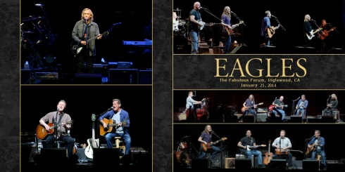 The Eagles LA Forum 2014-01-25-fr