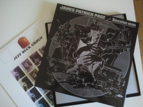 JAMES PATRICK PAGE SESSION MAN VYNIL BOX SET