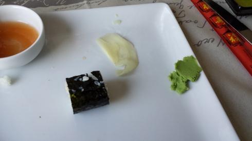 Ravanelli gialli e wasabi (foto di Tim Tirelli)