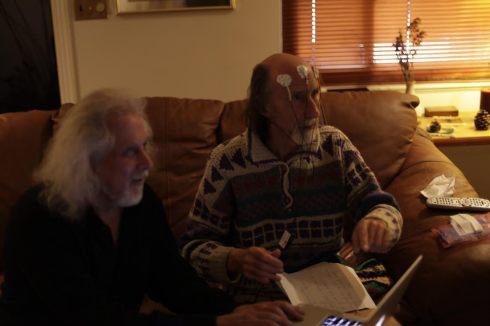Arthur Brown & Victor Peraino Detroit 2014  - foto di Andrew Jukes