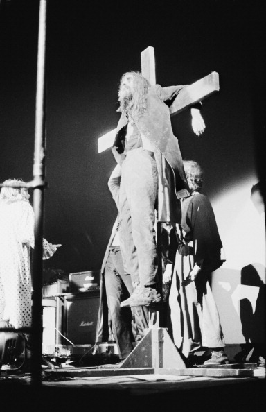 Arthur Brown Crucified