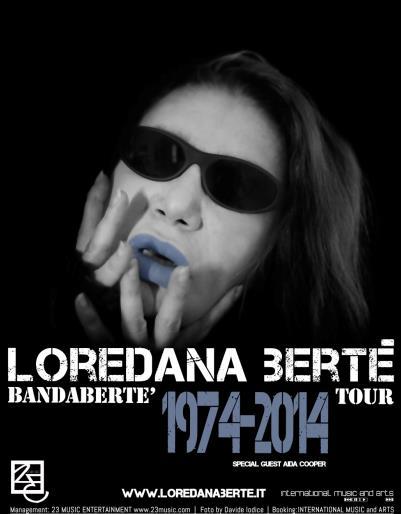 BANDABERTE 74-14 TOUR loc. uff.