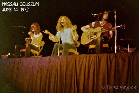 Led Zeppelin Nassau Colisem 14-06-1972