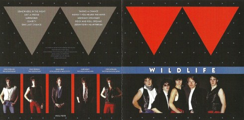 Wildlife - Wildlife - Booklet (1-2)