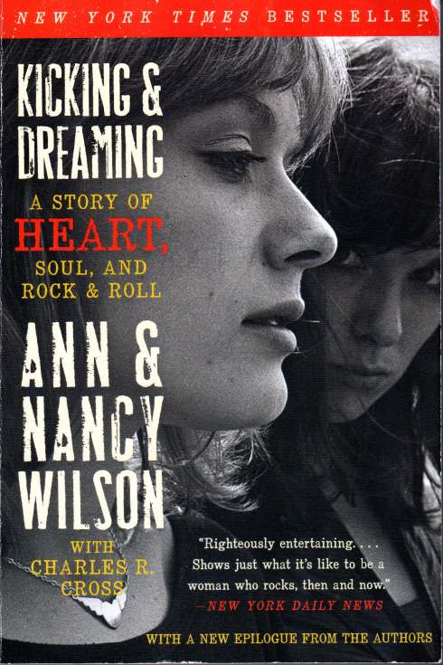 ANN & NANCY WILSON - KICKING & DREAMING 019