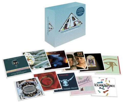 Complete_album box set ALAN PARSON PROJECT