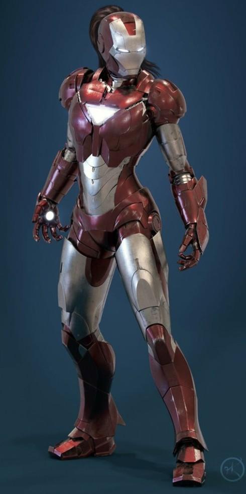Iron-Woman