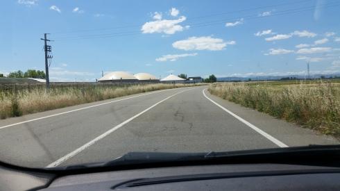 L'Area 51 a Magpie Place (foto di TT)