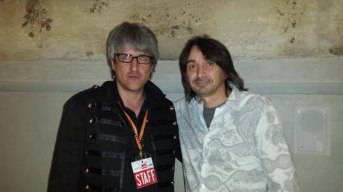 Claudio Canova & Tim Tirelli - Schio 30-05-2014 (Foto di Saura Terenziani)