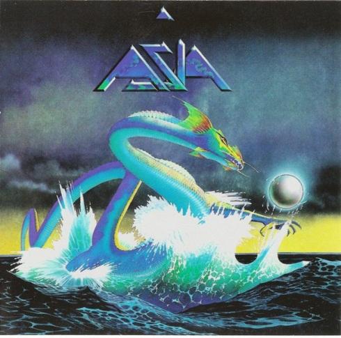 asia FIRST ALBUM