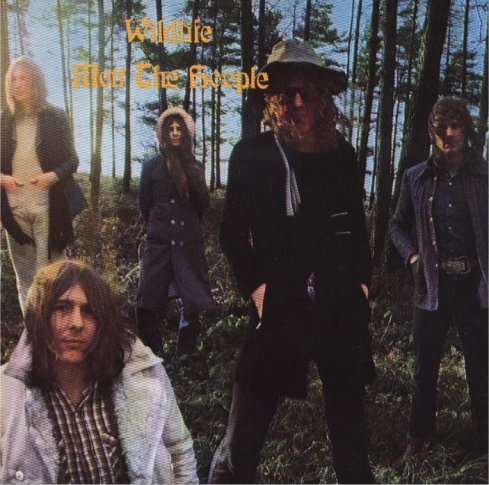 Mott The Hoople - Wildlife - Front