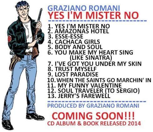 Mr No Graziano Romani