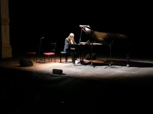 RICK WAKEMAN  a Schio 2014 (photo courtesy of Angelo Tony Salviato)
