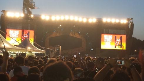 Rolling Stones Circo Massimo 2014 (foto di Saura Terenziani)