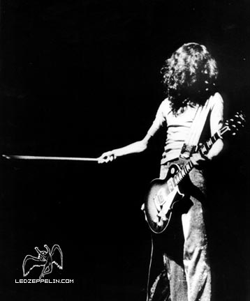 Jimmy Page - Olympia 1969