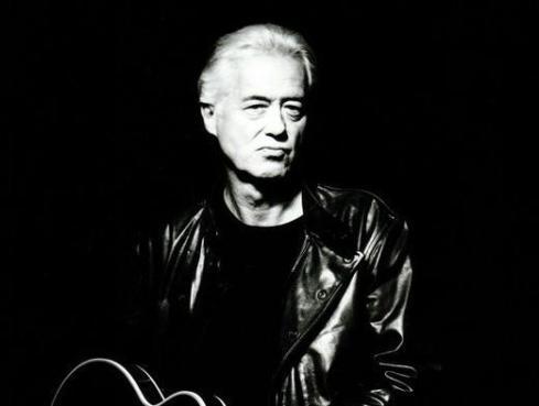 Jimmy Page (photo Ross Halfin)